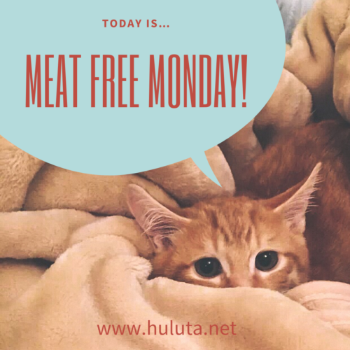 Meat Free Monday CAT