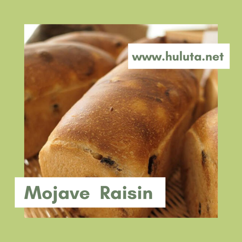 Mojave Raisin Bread