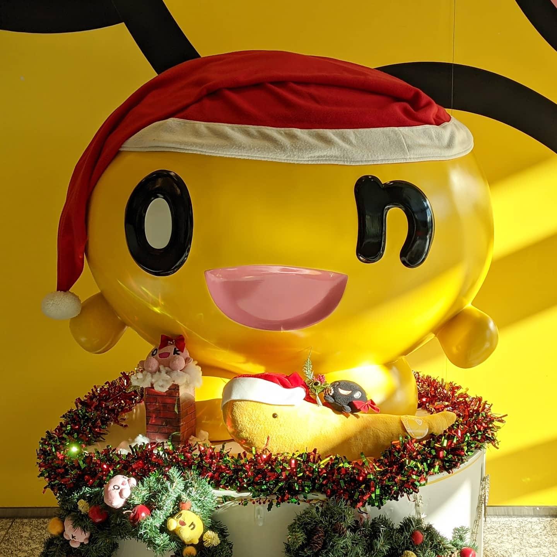 クリスマスonちゃん